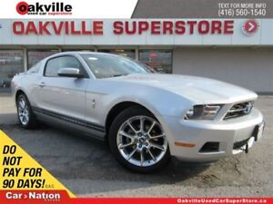 2010 Ford Mustang V6 | CRUISE CONTROL | 5 SPEED M/T | A/C | LOW