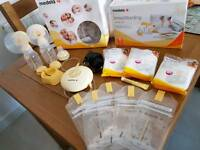 Medela Double Swing Maxi Breast Pump