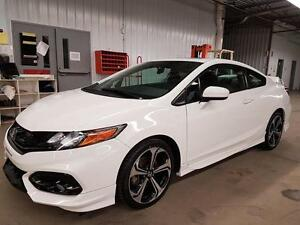 2015 Honda Civic Coupe Si BAS KILOMETRAGE
