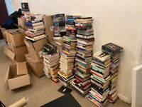 Books - fiction, non-fiction, various - FREE to good home / charity.