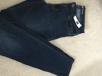 Brand New Gap Jeans, size 6R, never worn