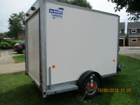 IFOR WILLIAMS BOX TRAILER (reduced)
