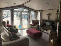 ** Stunning Holiday Home Caravan for sale on the beautiful Isle Of Wight, Site fees included **
