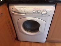 Hotpoint Aquarius Washing Machine 1400 Spin 6kg