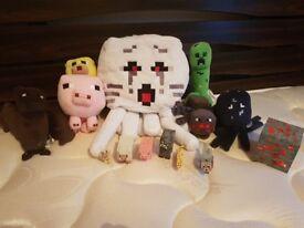 minecraft Toy bundle