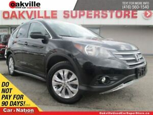 2014 Honda CR-V SPORT | AWD | SUNROOF | B/U CAM | BLUETOOTH