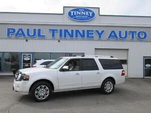 2014 Ford Expedition EL Limited 4WD Peterborough Peterborough Area image 1