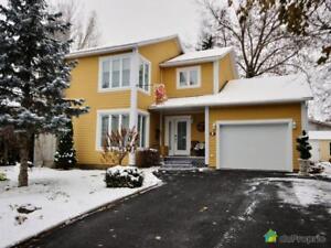 449 500$ - Maison 2 étages à vendre à Chambly