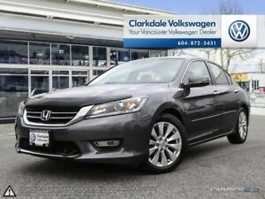 2013 Honda Accord Sedan EX-L Mint!