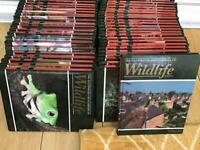 The illustrated encyclopaedia of wildlife