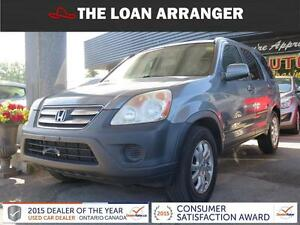 2005 Honda CR-V EX 4WD AT Cambridge Kitchener Area image 1