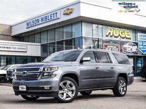2018 Chevrolet Suburban Premier | NAV | BLU-RAY | VENTED SEAT...