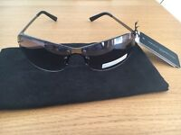 Brand new French Connection men's aviator sunglasses