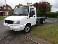 LDV Convoy Xtra Long Wheelbase 3.5 ton Recovery Truck 12 Months M.O.T Late 54 Plate 110,000 miles