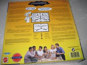 """""""THINKBLOT"""" GAME~ FOR ADULTS~WHAT CAN YOU SPOT IN A BLOT? Edmonton Edmonton Area image 2"""