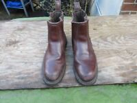 A Pair of Dickies Shoes size 12