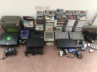 Gaming Joblot PlayStation Xbox Sega nintendo Games consoles