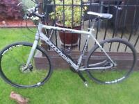Cannondale quick c hybrid bike xxl
