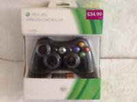 new unused xbox 360 controller