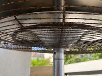 Patio heater electric