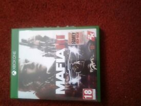 XBOX ONE MAFIA 3 Game for sale