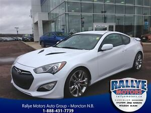 2016 Hyundai Genesis Coupe 3.8 R-Spec, Save today, 002,154 Kms