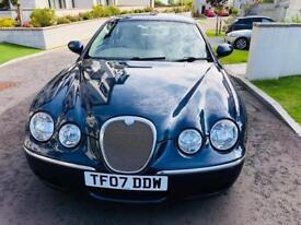 Automatic 2007 Jaguar S Type 2.7 V6 Diesel ...November MOT..FSH....92k miles 1 Owner £2995