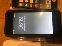 iPod touch 16gb space grey, like new