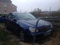 Mercedes c180 komp. Avantgrade se