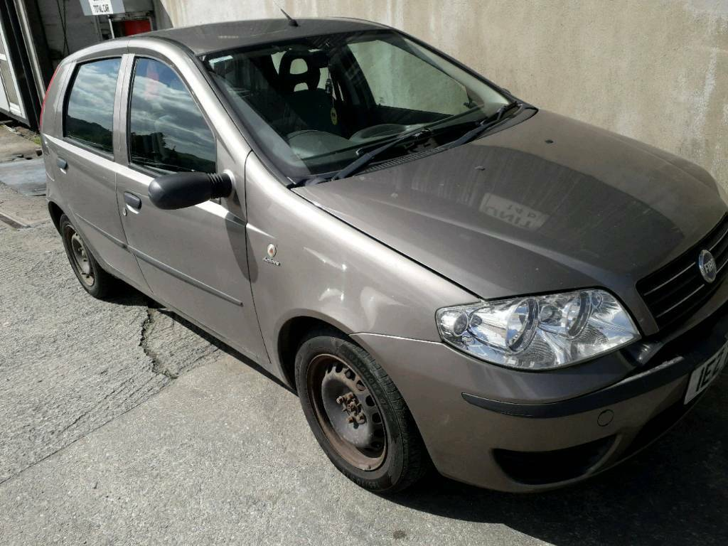 FIAT PUNTO 1 2 P 2006 **BREAKING ** | in Comber, County Down | Gumtree