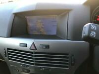 Vauxhall CD70 Navi headunit + Paired CID screen