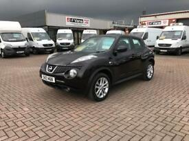 March 2014 Nissan Juke 1.5dci acenta 74k £6995 or £35 per week j&ft&v mallusk