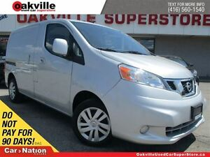 2013 Nissan NV200 S | NAVIGATION | LIGHT DUTY COMMERCIAL COMPACT