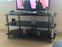 FREE - Glass TV unit,