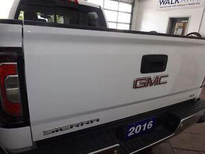 2016 GMC Sierra 1500 SLT 4X4 LEATHER NAV CREW CAB 5.3L Kitchener / Waterloo Kitchener Area image 4