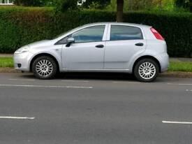 Fiat Punto Grande 2009 (09) 5 door with new Clutch