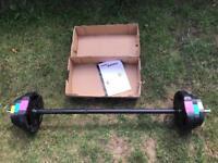 20 kg Barbell Set
