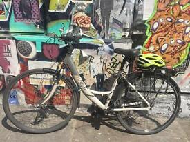 Secondhand bicycle