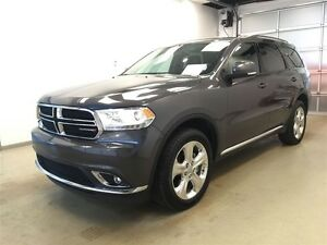 2015 Dodge Durango Limited- Leather, NAV, Heated Seats