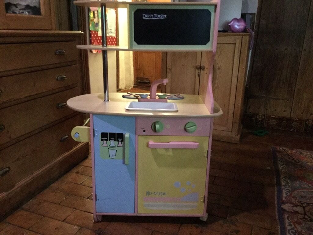 Early Learning Centre Wooden Country Kitchen