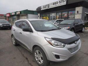 2014 Hyundai Tucson GL (Automatic, Heated seats, Bluetooth, LED