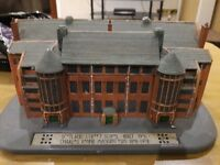 model ofScotlandStreetSchool Glasgow