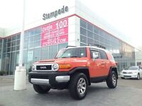 2014 Toyota FJ Cruiser OFF ROAD PACKAGE -TOYOTA CERTIFIED!!!