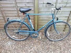 Raleigh pioneer hybrid