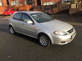 Chevrolet Lacetti 57 reg 5 door hatchback in very good condition,px welcome,1st to view will buy