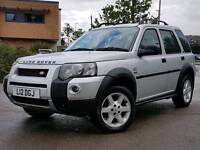 Landrover freelander td4 hse. Automatic. Diesel. Heated leather. Sat nav
