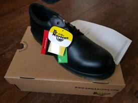 Dr Martin safety shoes size 10 Brand new