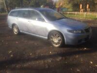 HONDA ACCORD 2.0 I-VTEC ESTATE SE NOT BMW VW FORD VAUXHALL PEUGEOT CITROEN RENAULT NISSAN CHEAP CAR