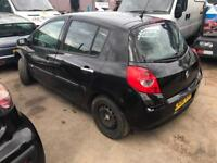 56 REG RENAULT CLIO 1.5 DIESEL (BREAKING FOR SPARES) MOST PARTS AVAILABLE