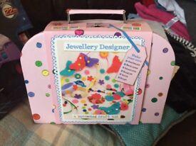Jewellery designer craft kit